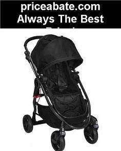 Baby Jogger City Versa Stroller - Black (BJ21310) - #priceabate! BUY IT NOW ONLY $219
