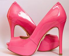 Hot Pink Patent Leather