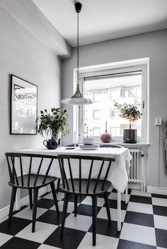Kusttorget 1 - REVENY Cocinas Kitchen, Beautiful Houses Interior, Modern Kitchen Design, Minimalist Decor, Kitchen Interior, Decoration, Ideal Home, Architecture Design, Sweet Home