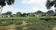 Leary's Corner – C Kairouz Architects Energy Conservation, Education Architecture, Sustainable Design, Habitats, Wilderness, Sustainability, Architects, Natural Beauty, Dolores Park