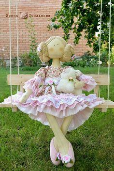 Boneca linda da Irina Smol'kova