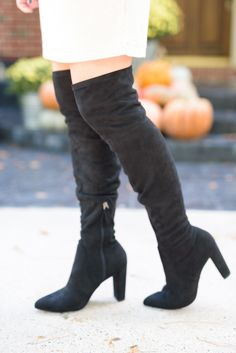 Top US Fashion and Lifestyle Blogger Fancy Ashley is sharing her favorite Fall Finds from Walmart.  Lots of fun and cozy pieces that are comfy and perfect for the cooler weather. Fall Staples, Slouchy Boots, Dress Hats, Belted Dress, Have A Great Day, Outfit Posts, Over The Knee Boots, Lounge Wear, Your Style