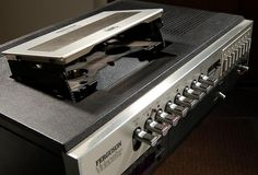 Ferguson video recorder *clunk*....we had this exact model ....what memories of our 1st dvd ...Enter the dargon .