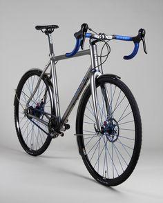 Firefly // Titanium Commuter // Espo // Alfine Di2 - Gates Carbon Drive - Middleburn Cranks - Eccentric BB - ENVE Cross Fork