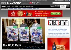 ESPN Playbook Feature!