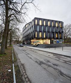 Gallery - New-Blauhaus / kadawittfeldarchitektur - 1