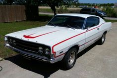 Pristine Ford Torino GT Found in East Central Oklahoma. Tripper's Travels.