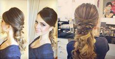 #penteado Veja a maquiagem e o penteado de Sandy para o casamento de Junior