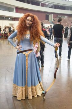 Merida blue dress by Zoisite-Virupaksha