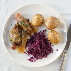 Rouladen (German Braised Beef Rolls) Recipe | SAVEUR