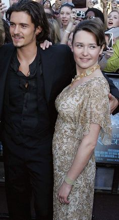 Pin for Later: Celebrity Siblings You Probably Didn't Know About Orlando and Samantha Bloom Orlando Bloom's older sister Samantha has acted in Love and Other Disasters and Pride & Predjudice.