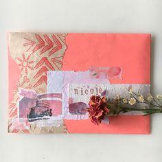 Outgoing #7 #snailmail #penpal #kpoppenpal Pen Pal Letters, Letter Art, K Pop, Aesthetic Letters, Snail Mail Pen Pals, Magazine Collage, Scrapbook Journal, Scrapbook Cards, Cute Couple Art