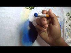 Markinhu Oliveira Pinturas - HORTÊNCIAS - 1ª Parte - YouTube