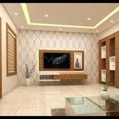unit design With Partition Home Design on Inst Home Design, Hall Interior Design, Living Room Tv Unit Designs, Ceiling Design Living Room, Tv Cabinet Design, Tv Wall Design, Modern Tv Wall Units, Modern Tv Unit Designs, Tv Unit Decor