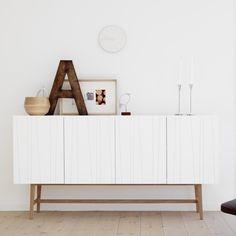 Vass Tall Credenza by Asplund - Lekker Home