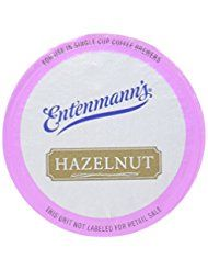 Entenmann's Hazelnut Flavored Coffee K-Cups, 80 Count (Pack of 80)
