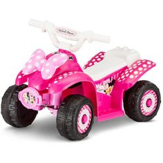 Ride On Riding Toys Battery Powered Electric Cars Kids Girls Disney Minnie Mouse