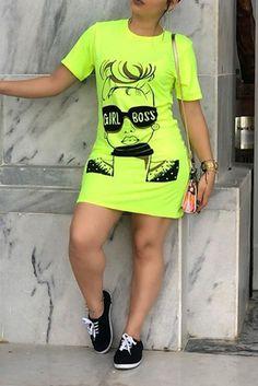 Dressy Casual Outfits, Casual T Shirt Dress, Cute Outfits, Casual Wear, Casual Dresses, Short Sleeve Dresses, Dresses With Sleeves, Half Sleeves, Plaid Shirt Women