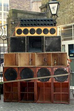 DIY reggae dub system