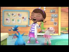 Lambie, and Stuffy are teaching you all about washing your hands in this cute song! Sing along with Doc McStuffins! Old Kids Cartoons, Fun Songs, Doc Mcstuffins, Water Toys, Disney Junior, Baby Sister, Kids Videos, Cheer Up, Healthy Kids