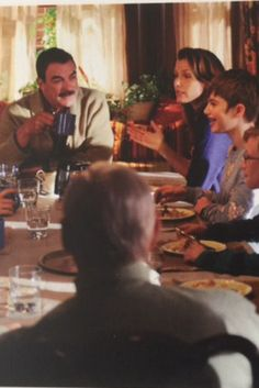 Blue Bloods Basics: Why the Family Dinner Is So Important
