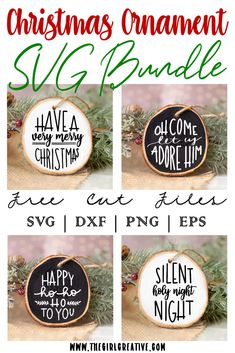 Vinyl Ornaments, Diy Christmas Ornaments, Christmas Svg, Christmas Printables, Diy Christmas Gifts, Handmade Christmas, Kids Ornament, Xmas, Christmas Phrases