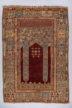 Turkishh rug, Kula, 19th century