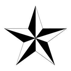 tatuaggio stella nautica.jpg (380×380)