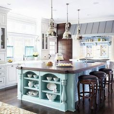 French Cottage Kitchen Inspiration