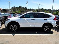 2017 Honda CRV White  Honda  Pinterest  Cars Honda and 2017