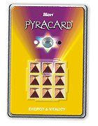 Pyra Card (Energy & Vitality) Pyramid