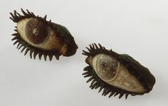Pair of eyes [Probably Greek] (1991.11.3a,b) | Heilbrunn Timeline of Art History | The Metropolitan Museum of Art