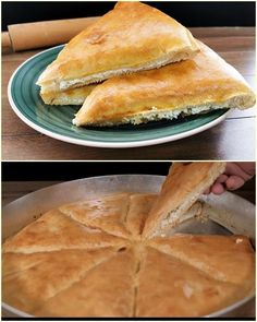Cake Recipes, Dessert Recipes, Desserts, Cheese Pies, Greek Recipes, No Cook Meals, Hot Dog Buns, Cooking Recipes, Cooking Food