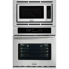 Frigidaire Fgmc2765pf Gallery 27 Stainless Steel Electric Combination Wall Oven Convection