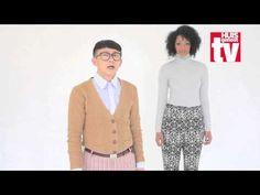 Chu wys jou 4 maniere met 'n wit hemp. Klik vir video.
