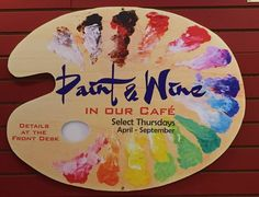 Starved Rock Lodge offers paint & wine class on select Thursdays from April-September. Learn more by visiting our website! #StarvedRockLodge
