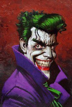 The Joker by Greg Staples