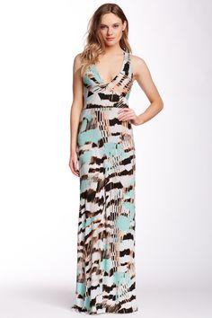Fraiche By J | Cutout Back Maxi Dress | Nordstrom Rack