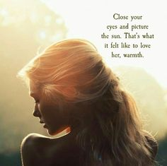 'Warmth' #loveherwild #atticuspoetry #atticus #poetry #poem #sun #life @thequotethief