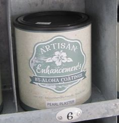 Mixing it up with Artisan Enhancements Pearl Plaster & Chalk Paint®