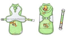 Harness Top Sewing Patterns