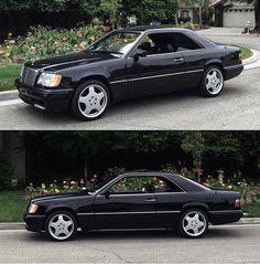 Mercedes Brabus, Black Mercedes Benz, Mercedes E Class, Benz E Class, Classic Mercedes, M Benz, Benz Car, W124 Cabrio, Carl Benz
