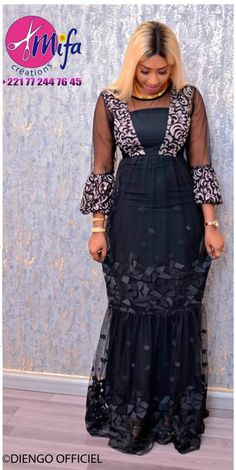 African Attire, African Fashion Dresses, African Wear, African Dress, Fashion Outfits, Women's Fashion, African Lace Styles, African Style, Ankara Styles