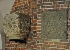 plecionka, I katedra na Wawelu, I poł. XI w.