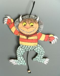 Where the wild things are - jumping jack
