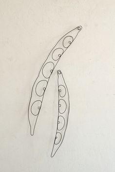 fagioli | Kizu Kobayashi fil di ferro