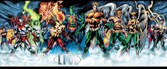 "comic charcters super hero | Danny Explains DC Comics' ""Blackest Night"""