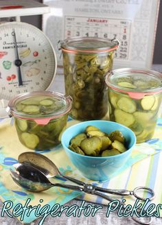 I made the hamburger dill pickles and 1 week later, I'm in heaven and I'm not a…