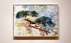 carlos kubo bonsai painting