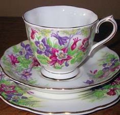 "Royal Albert - Patterns with Beautiful ""Scenes"" - Special Collections www.royalalbertpatterns.com"